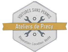 logo ateliers de precy